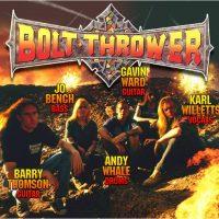 BOLT THROWER Band