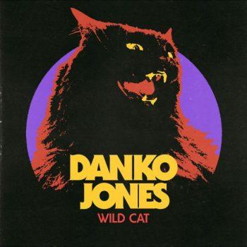 DANKO JONES Wild Cat Album Cover