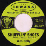 WESLEY_HOLLY-Shufflin' Shoes
