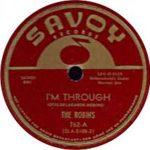 THE_ROBINS-I'm_Through