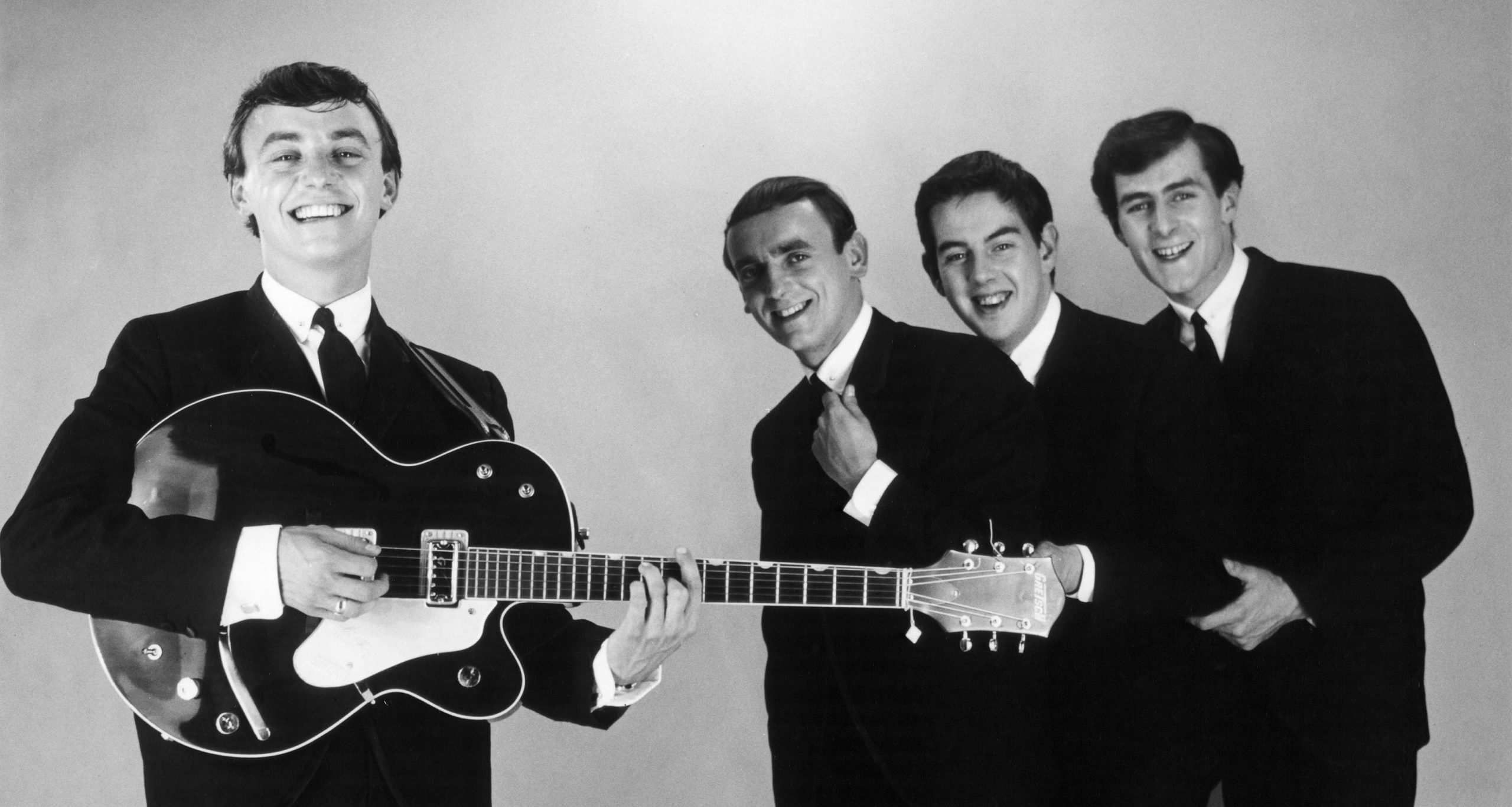 Gerry MARSDEN and THE PACEMAKERS (Photo by Gems/Redferns)