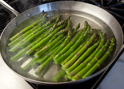 Asparagus Recipe from Real Recipe Recipes