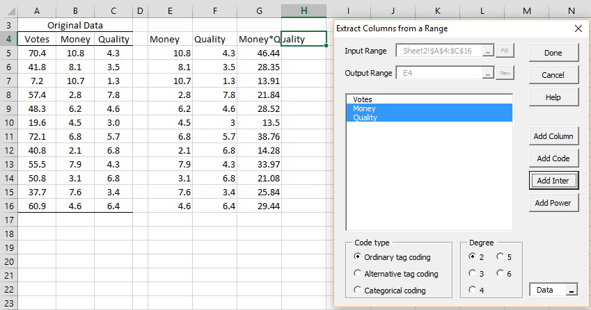 Interaction | Real Statistics Using Excel