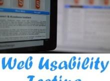 Web Usability Testing