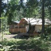 Wilderness Camping Retreat - Idaho Cabin Rental Sandpoint Idaho Wilderness Camping