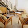 Short Term Rental Windmill Suite Talbiye - Jerusal bedroom