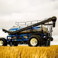 TechTour: New Holland's New Air Cart Includes a Nod to Its Flexi-Coil Heritage