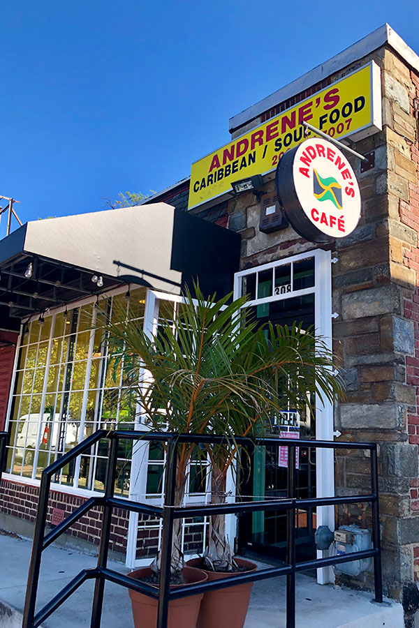 Andrene's Caribbean and Soul Food DC