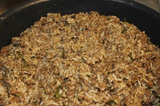 Yummy Rice Dressing | RealCajunRecipes.com: la cuisine de