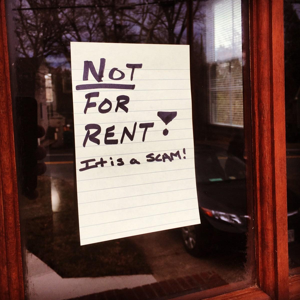 Craigslist Rental Scams In Charlottesville Realcentralva Com