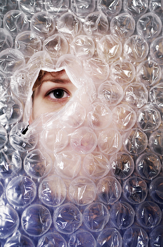 Bubble Wrap - It's what's best for the children