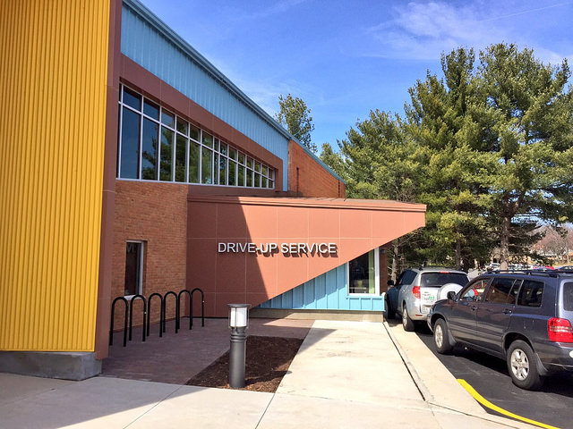 Albemarle's new Northside Library