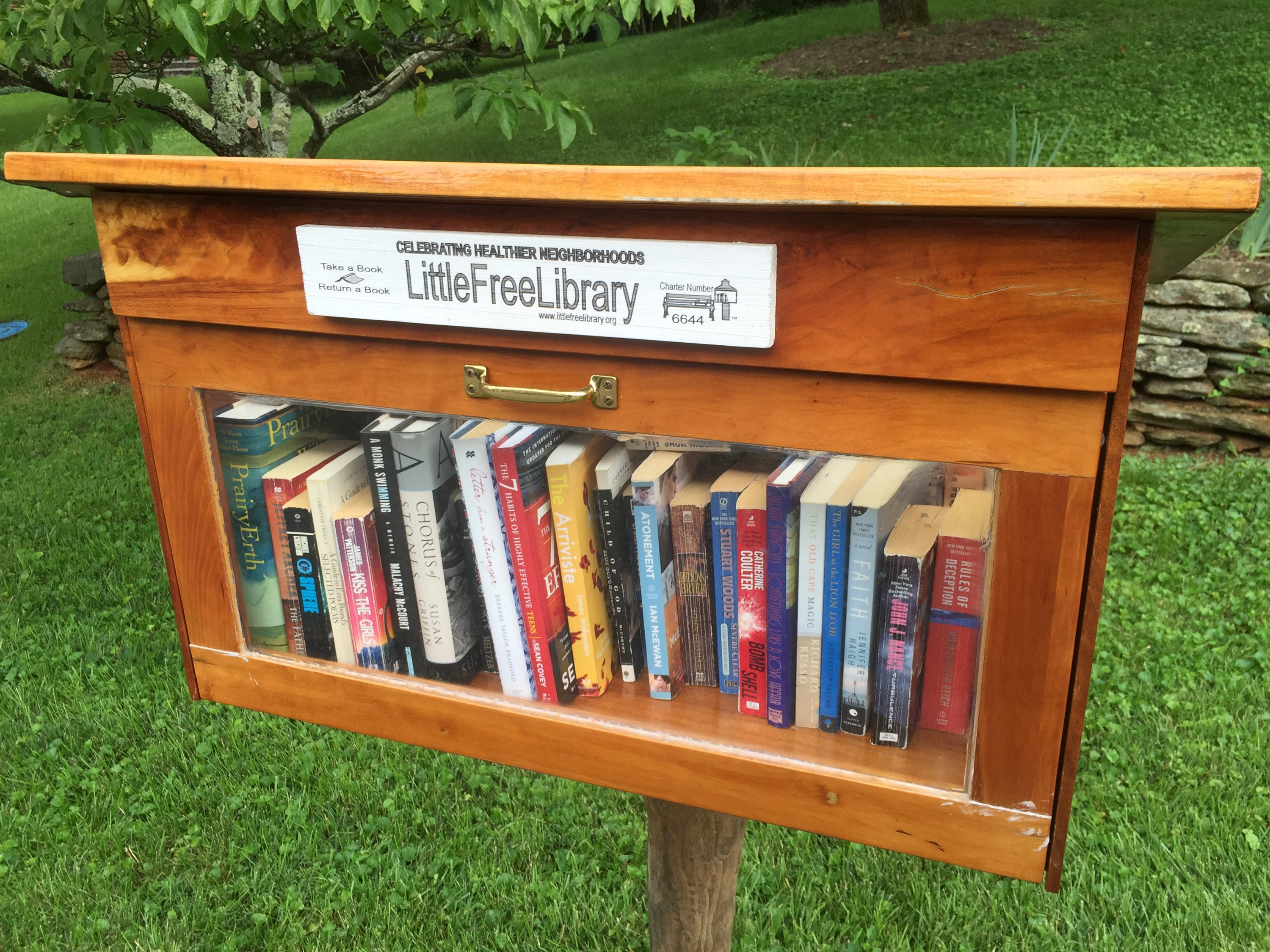 LittleFreeLibrary.org