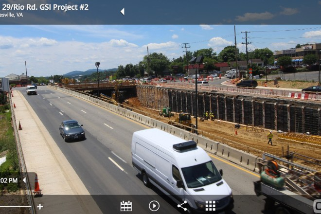 The Rio Road Grade Separated Interchange Project – Live!