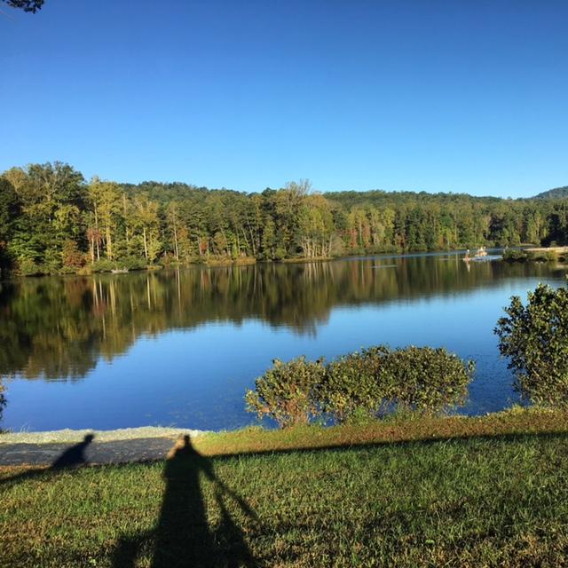 Walnut Creek Park in Albemarle County