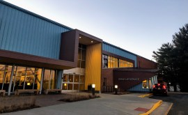 Charlottesville Northside Library drivethrough