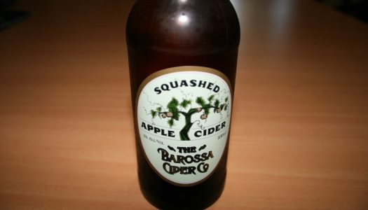 The Barossa Valley Cider Co – Squashed Apple Cider