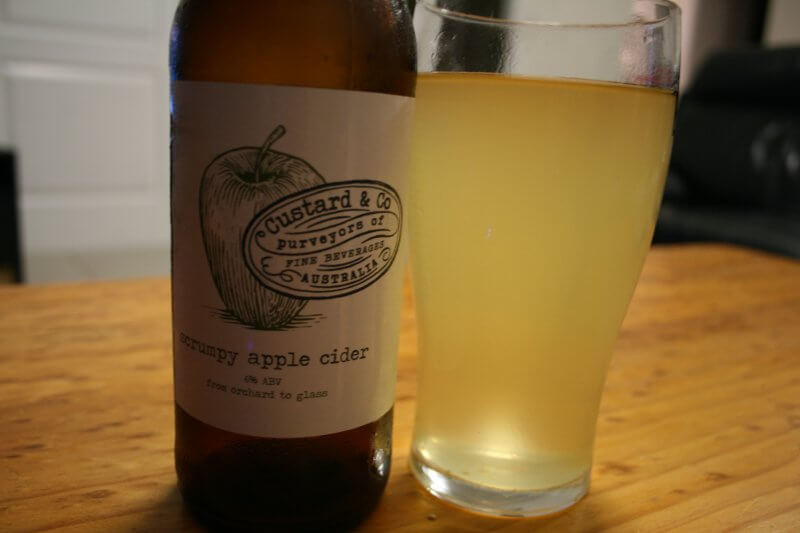 Custard & Co Scrumpy