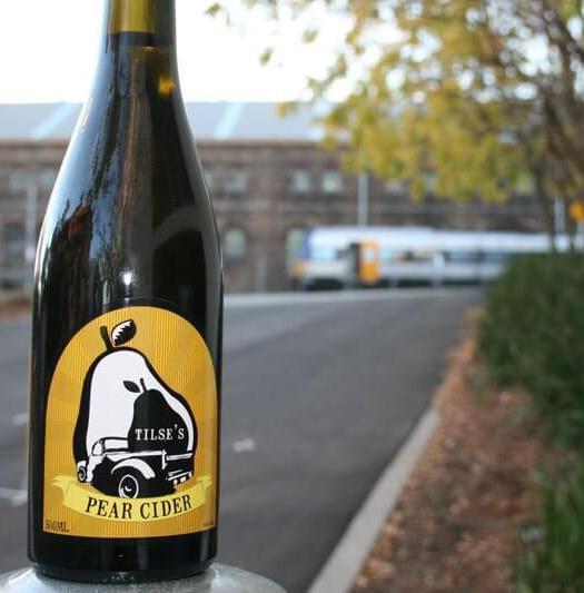 Tilse's Pear Cider