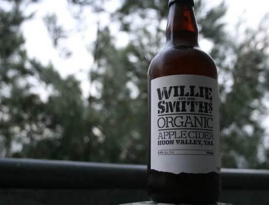 Willie Smiths Organic Apple Cider