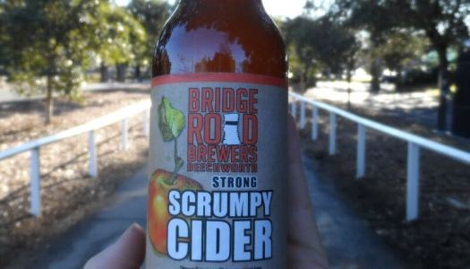 Bridge Road Brewers Strong Scrumpy Cider