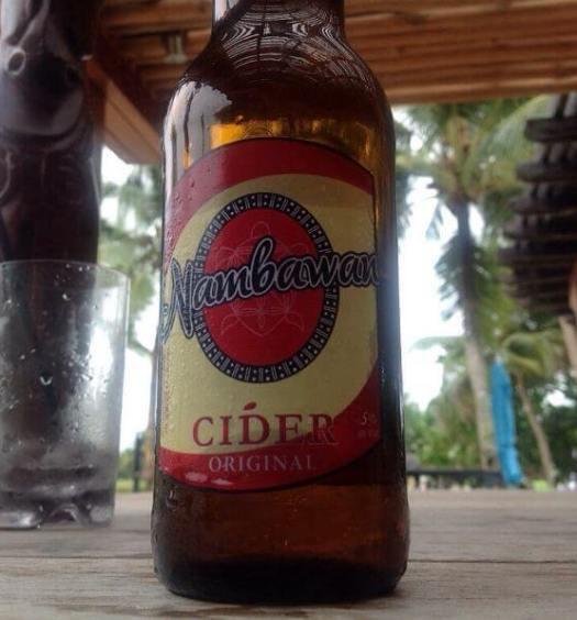 Nambawan Cider