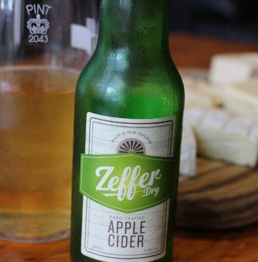 Zeffer Dry Crisp Apple Cider