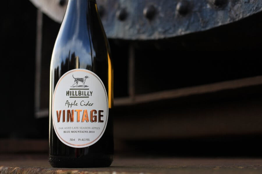 Hillbilly 2014 Vintage Apple Cider