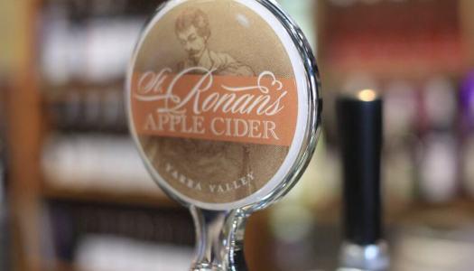 St. Ronans Draught Cider
