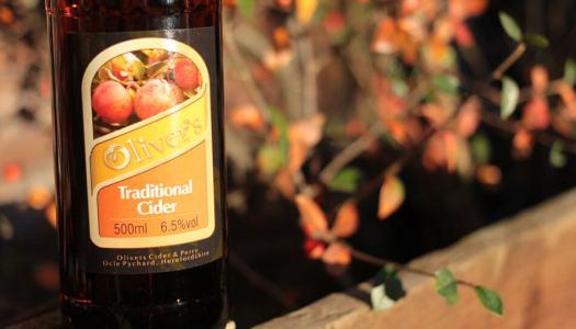 Oliver's Traditional Cider