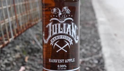 Julian Hard Cider – Harvest Apple