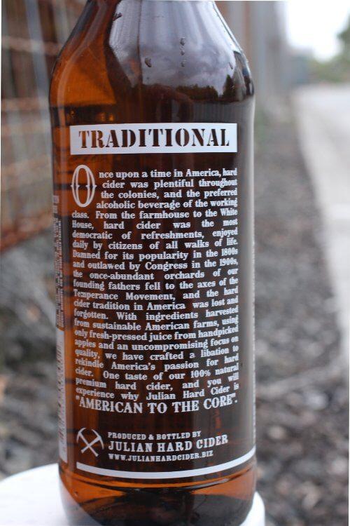 Julian Harvest Apple Cider Review