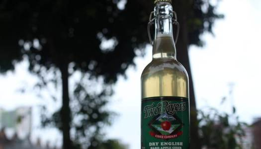Two Rivers Dry English Hard Apple Cider
