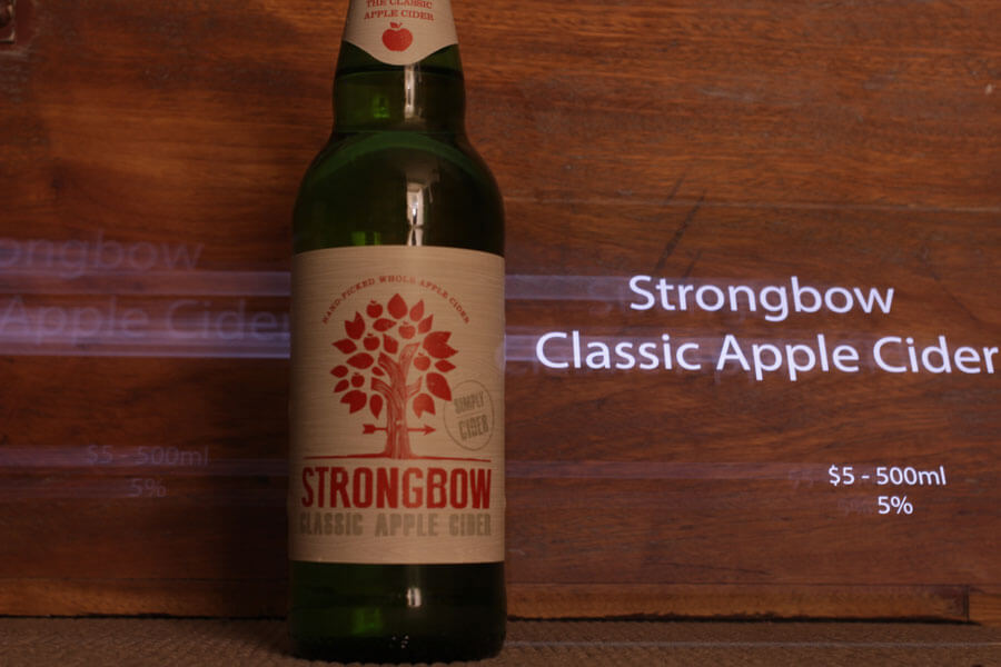 Strowbow Classic Apple Cider