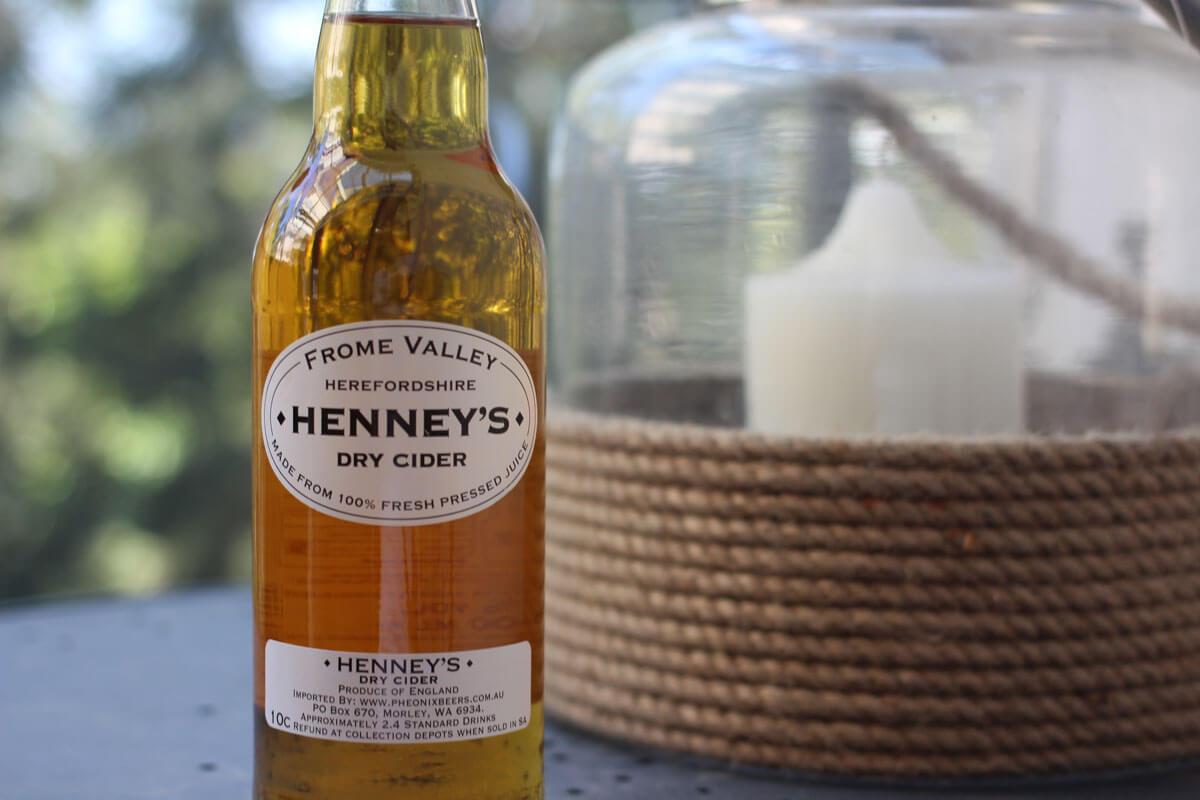 Henney Dry Cider