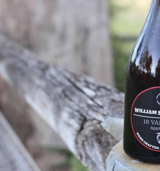 Willie Smith's 18 Varieties Apple Cider