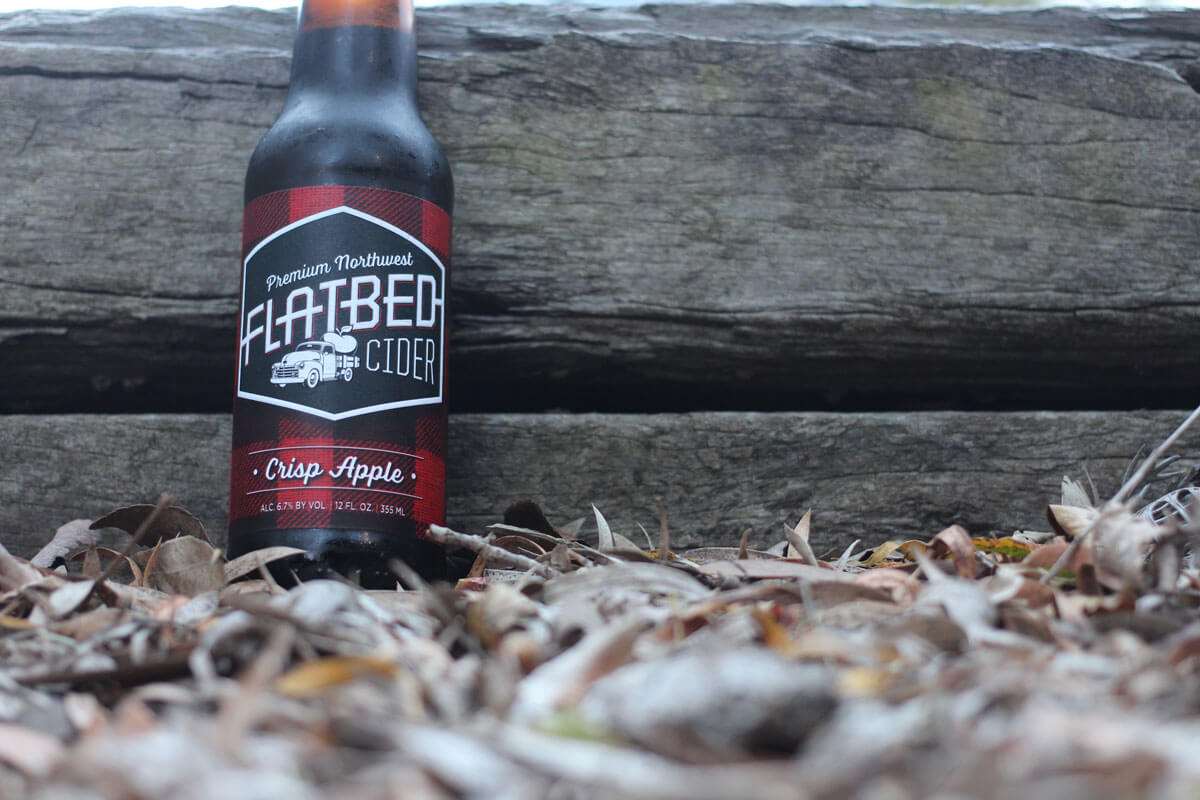 Flatbed Cider Crisp Apple Cider