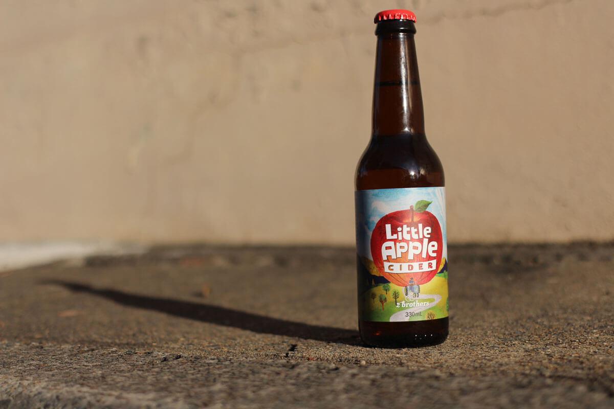 Little Apple Cider