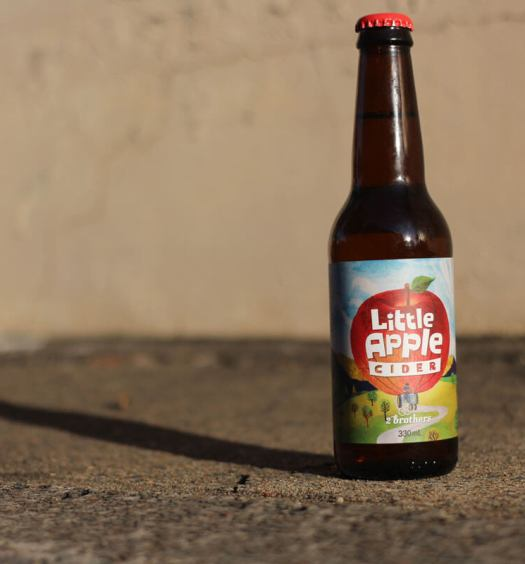 Little Apple Cider