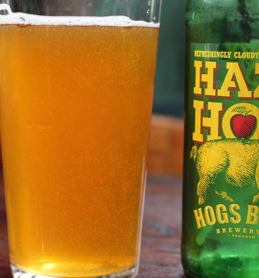 Hazy Hog Cider
