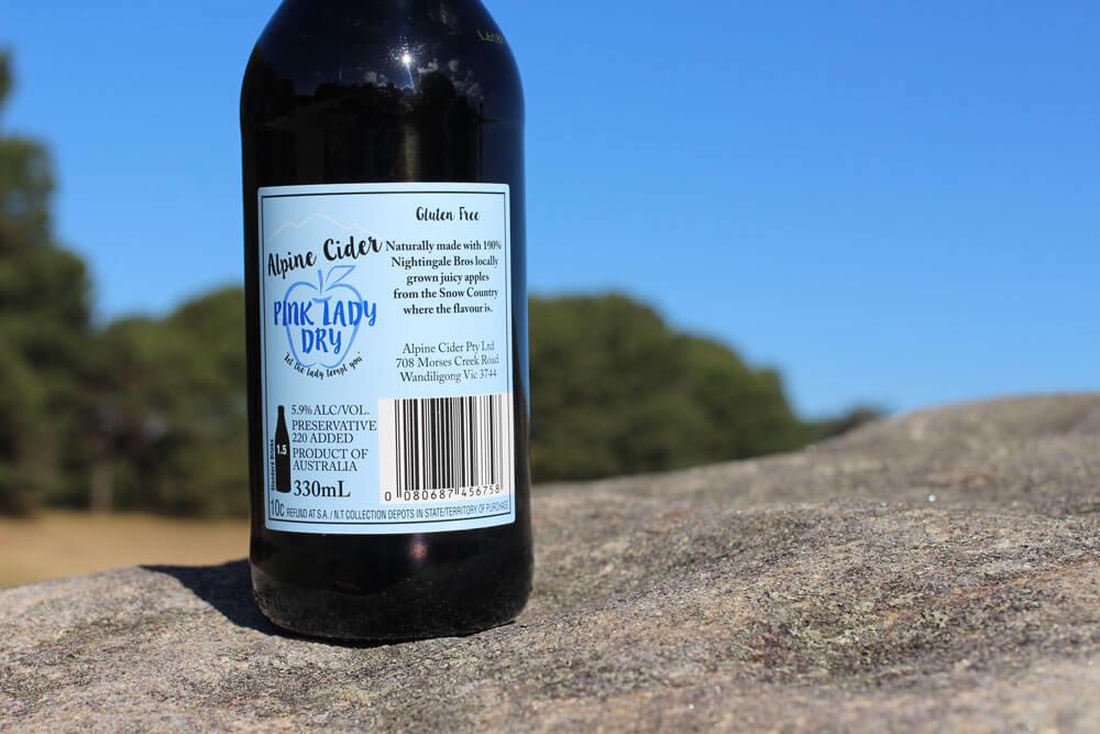 Alpine Dry Cider
