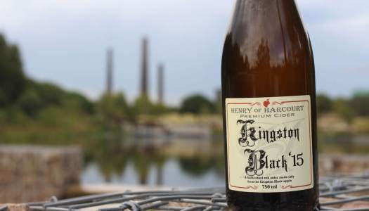 Henry of Harcourt Kingston Black 2015 Cider