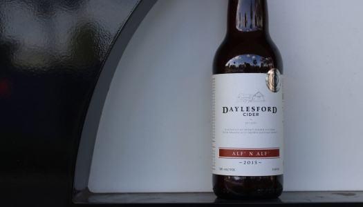 Daylesford Cider  – 'Alf n 'Alf