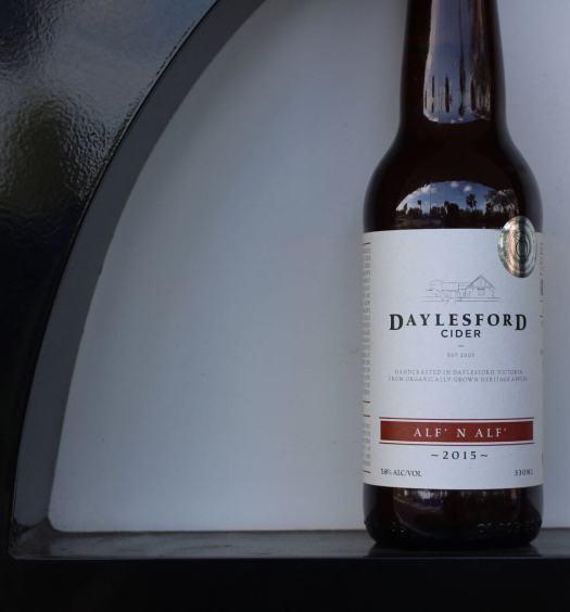 Daylesford Cider 'Alf n 'Alf
