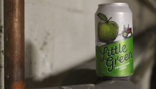Little Green Sweet Apple Cider