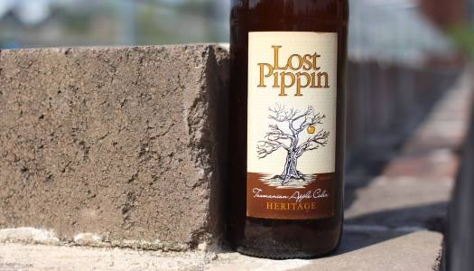 Lost Pippin Heritage Cider