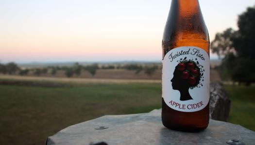 Grand Ridge Brewery – Twisted Sister Cider