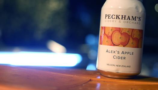 Peckham's Cidery – Alex's Apple Cider