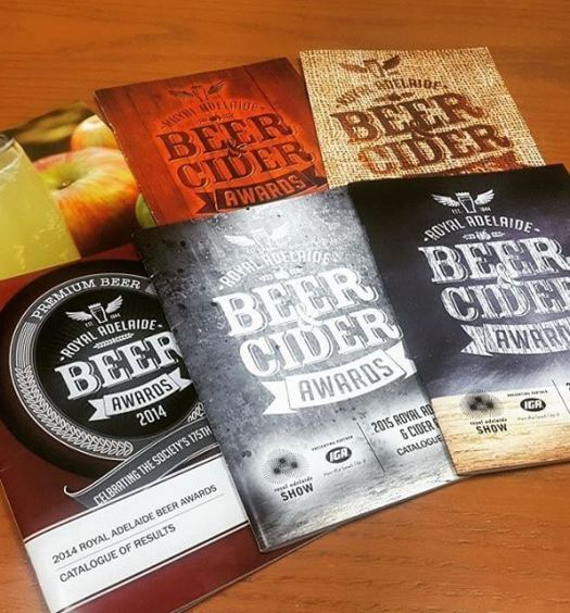 Royal Adelaide Beer & Cider Awards