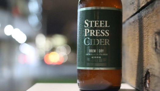 Steel Press Cider – Brew Dry